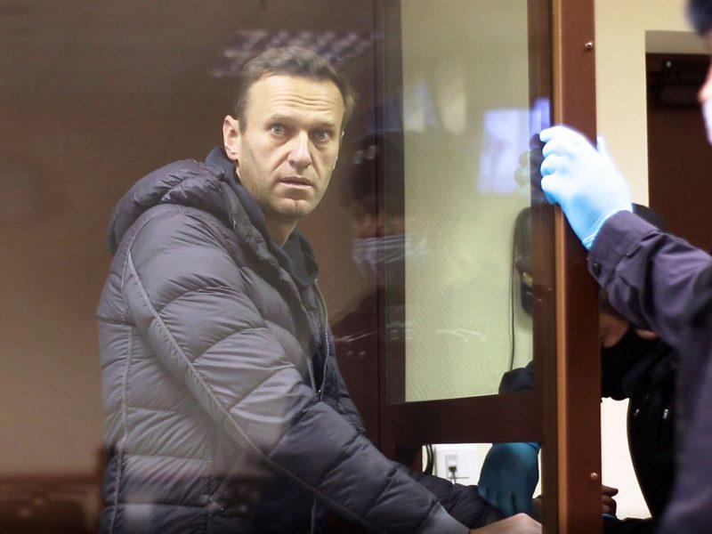A. Navalnas atliks įkalinimo bausmę Vladimiro srityje į rytus nuo Maskvos