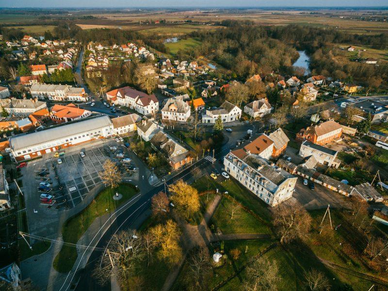 Kultūros paveldas Klaipėdos rajone: kokie darbai planuojami šiais metais?