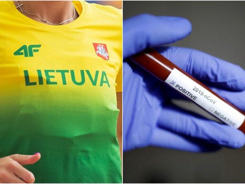 Koronavirusas įsisuko ir į Lietuvos sportininkų stovyklą: užsikrėtė lengvaatletis