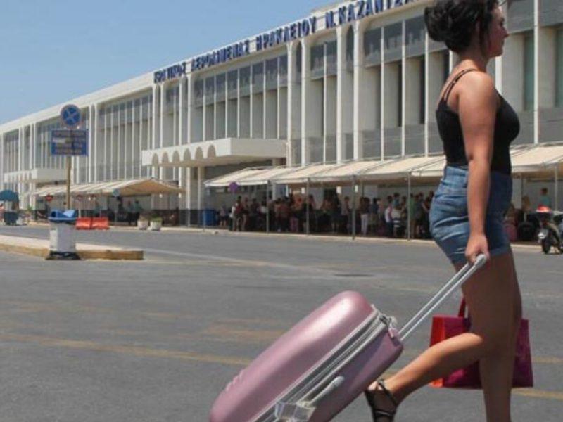 Graikijoje dėl karščio bangos kyla gaisrų pavojus