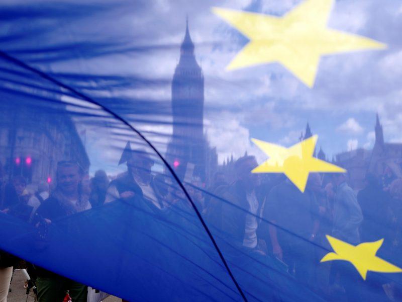 """Patvirtinta: Didžioji Britanija taikys sankcijas Rusijai ir po """"Brexito"""""""