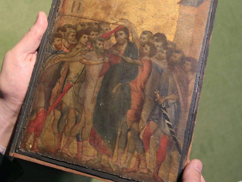 Senyvos prancūzės virtuvėje kabėjęs paveikslas aukcione parduotas už 24 mln. eurų
