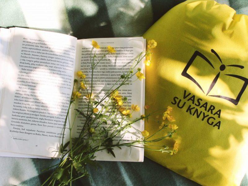 Skaitymo iššūkį įveikę žmonės per vasarą perskaitė daugiau kaip 74 tūkst. knygų