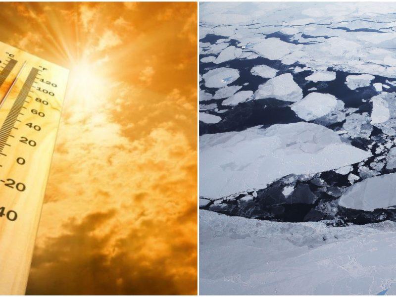 Mokslininkai: klimato kaita pažengusi tiek, kad atskirų iniciatyvų nebeužtenka