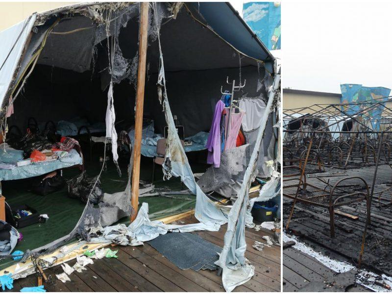 Tragedija Rusijoje: vasaros stovykloje kilo gaisras, yra žuvusiųjų