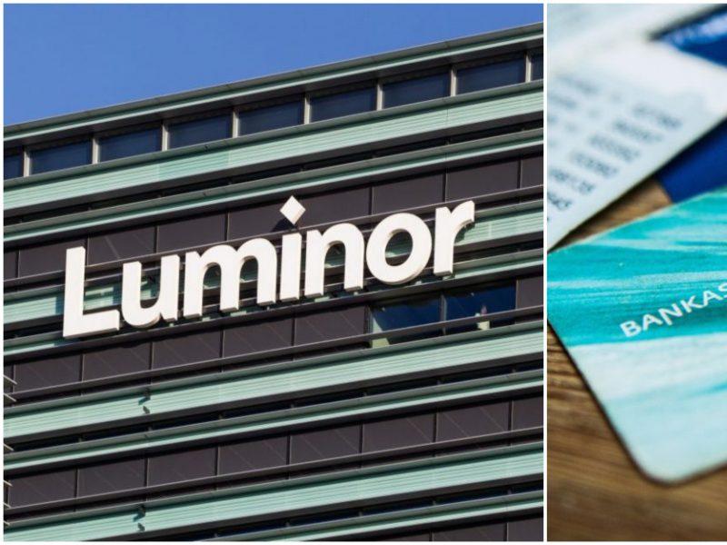 """Įspėjimas vartotojams: vakare neveiks """"Luminor"""" internetinė bankininkystė"""
