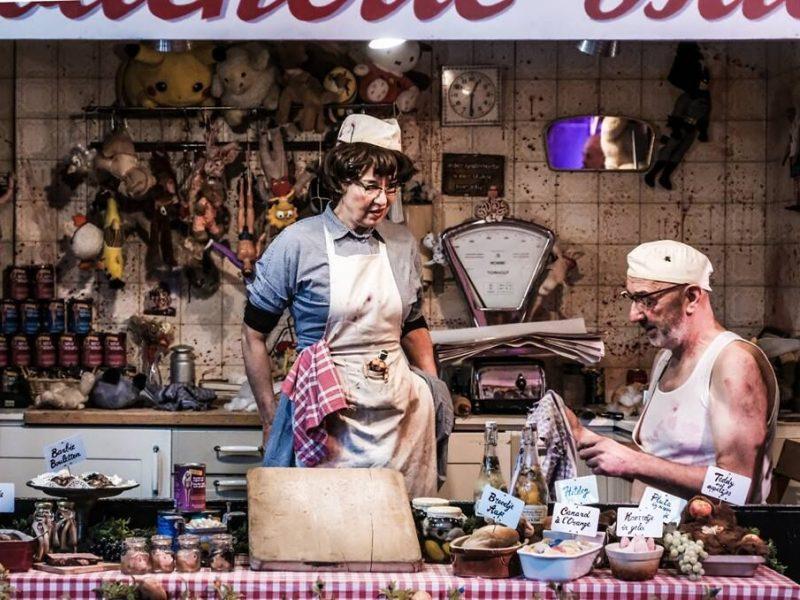 Festivalis SPOT – vilniečių pažintis su gatvės teatru