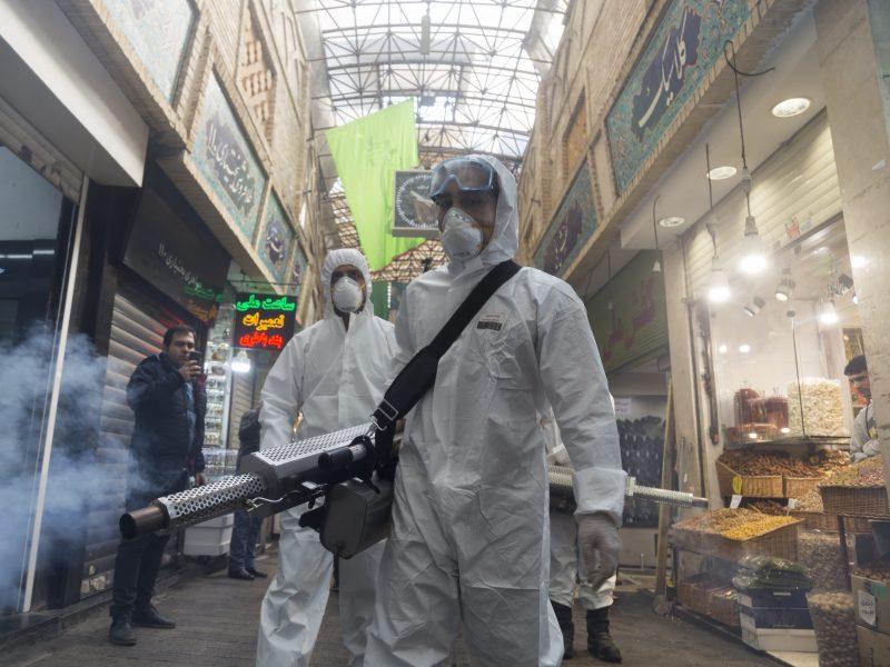 Pareigūnas: Kinija greitai gali atšaukti karantiną viruso nusiaubtame Hubėjuje