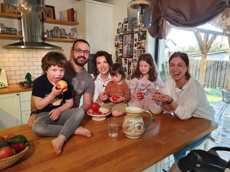 G. L. Demarco – apie šeimą ir temperamentą: santykiai nėra tik medumi tepti