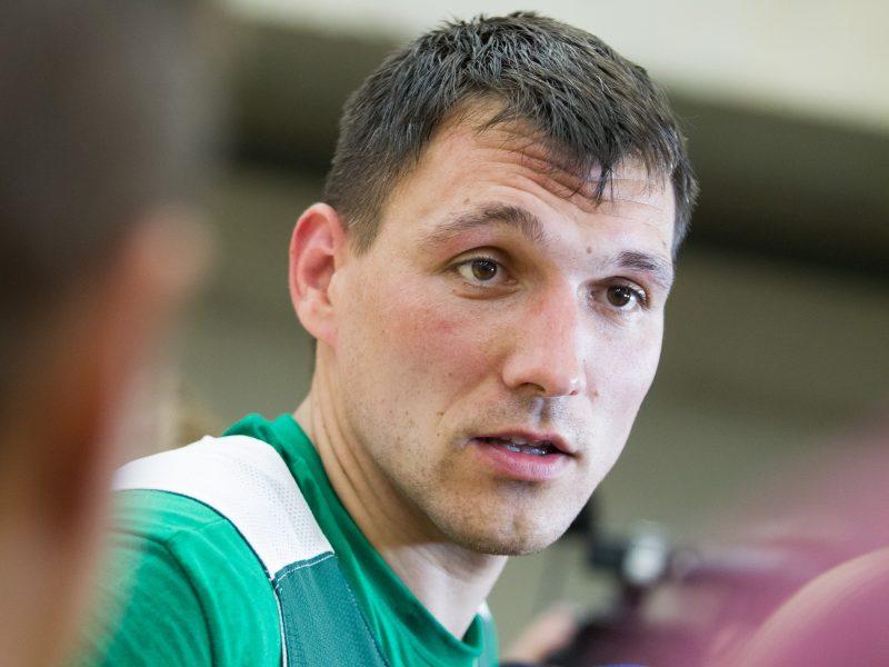 J. Mačiulis pratęsė sutartį su Atėnų AEK komanda