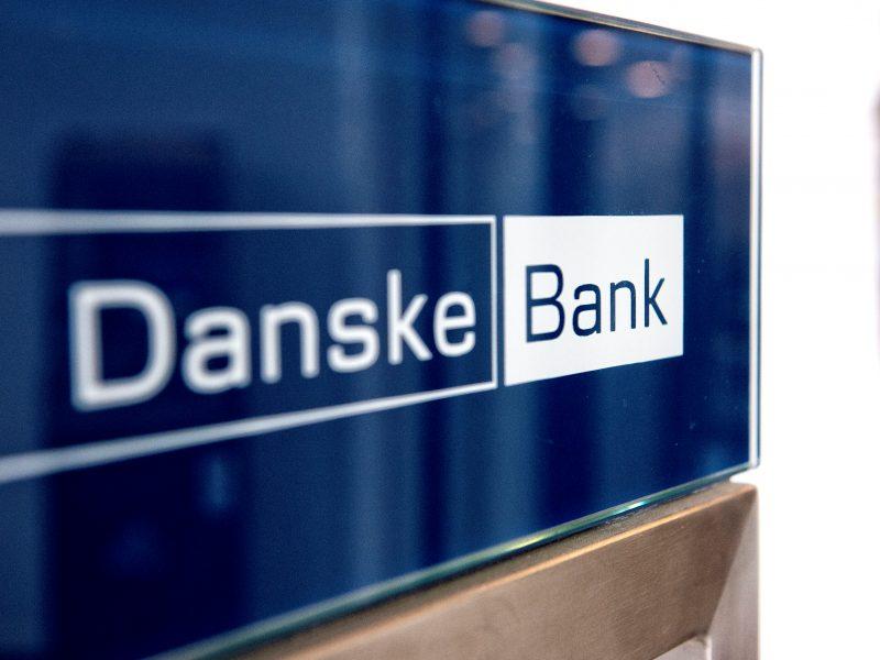 """Koronavirusu užsikrėtė du """"Danske Bank"""" darbuotojai"""