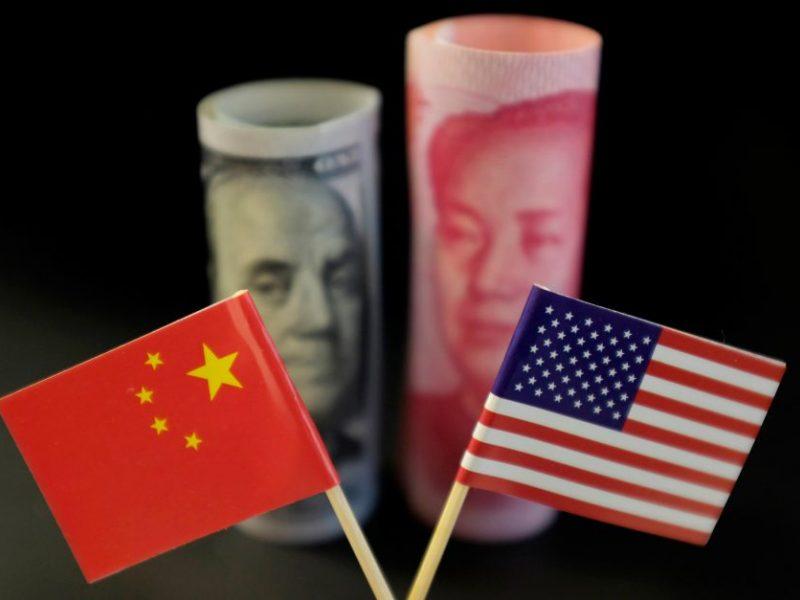 kinijos branduolinių opcionų prekybos karas