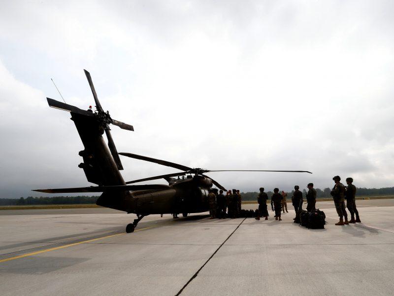 NATO naikintuvai kilo atpažinti ir lydėti Rusijos orlaivių: neaplenkė ir Lietuvos
