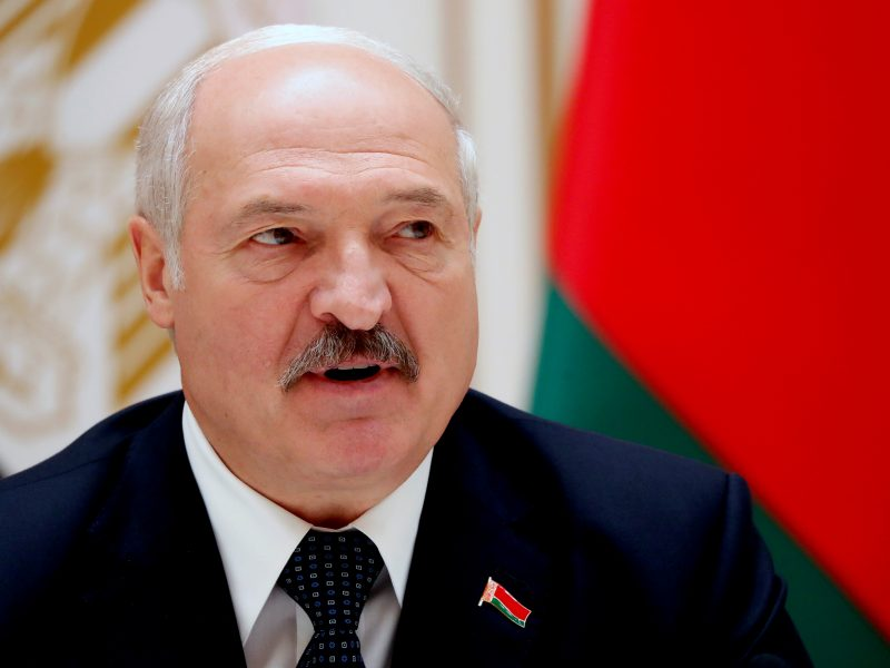 A. Lukašenka siūlo opozicijai dalyvauti Baltarusijos parlamento rinkimuose