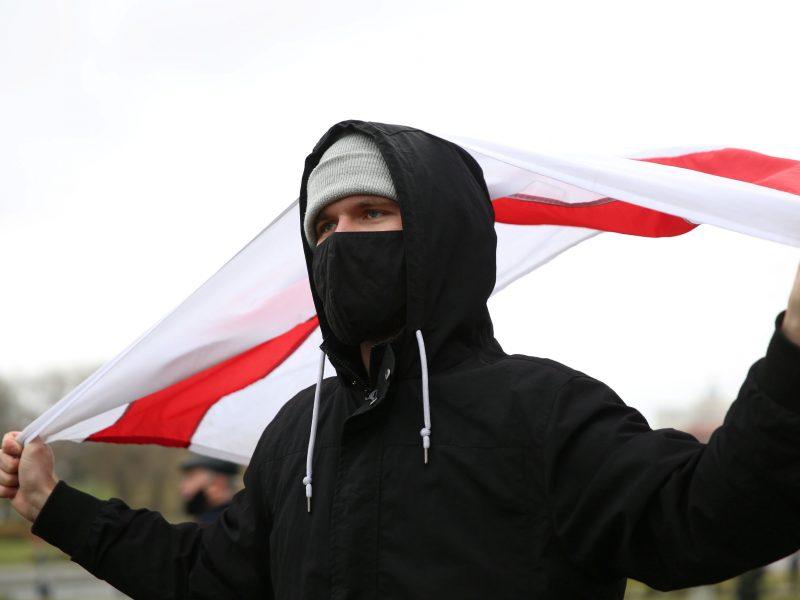 Keturiems studentų konferencijos Minske dalyviams skirta 14–15 parų arešto
