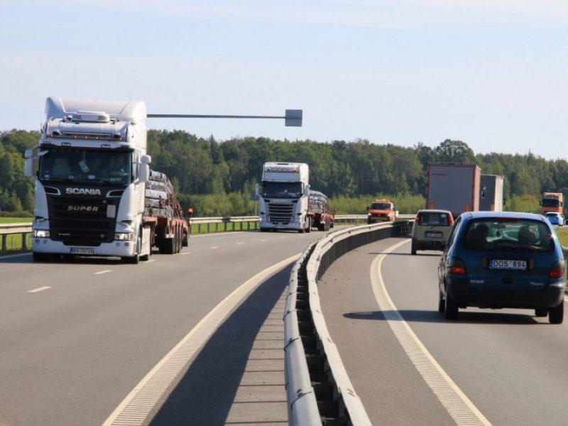 """Baigta """"Via Baltica"""" Panevėžio aplinkkelio rekonstrukcija"""