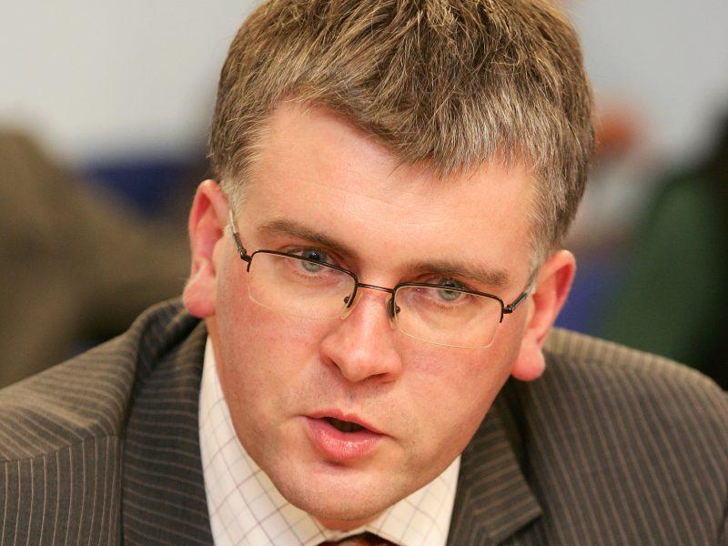 Prokuratūra kitą savaitę laukia profsąjungos atsakymo dėl sankcijos J. Rėksniui