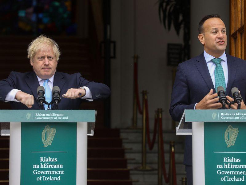 """Airijos premjeras apie """"Brexit"""" derybas: skirtumai tarp JK ir ES – labai dideli"""