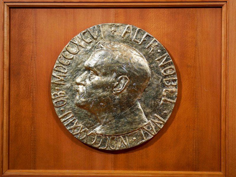 Baltarusijos opozicijos lyderės nominuotos 2021 metų Nobelio taikos premijai