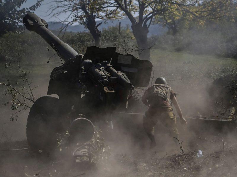 Azerbaidžanas perdavė Armėnijai žuvusių karių palaikus