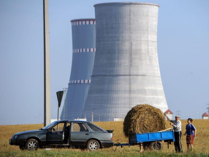 Estija neatmeta galimybės, kad Astravo AE pagaminta elektra gali patekti į šalį