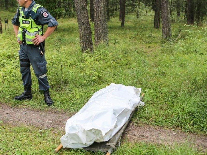Vilniaus rajone upėje rastas vyro lavonas