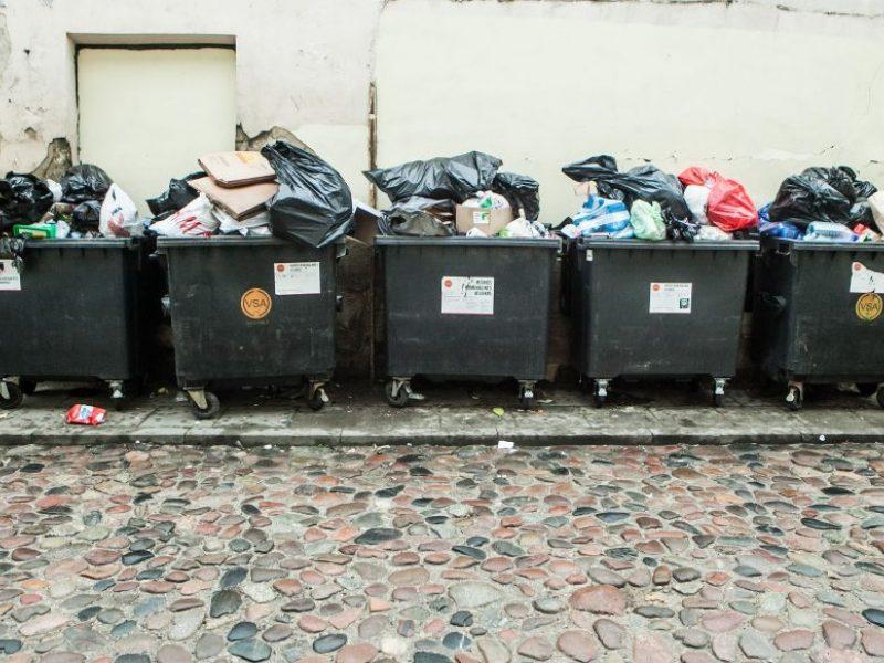 Vilniaus kogeneracinė jėgainė paskelbė komunalinių atliekų priėmimo konkursą