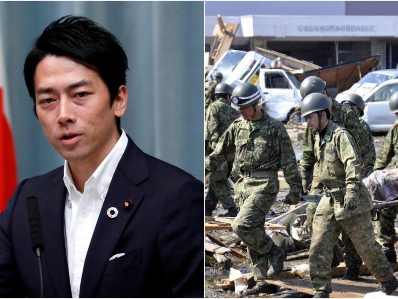 Japonija: mes pasmerkti, jei leisime įvykti dar vienai branduolinei katastrofai