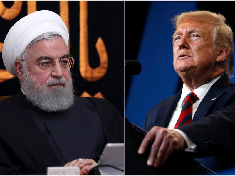 H. Rouhani ir D. Trumpas susitikti JT Generalinės Asamblėjos kuluaruose neplanuoja