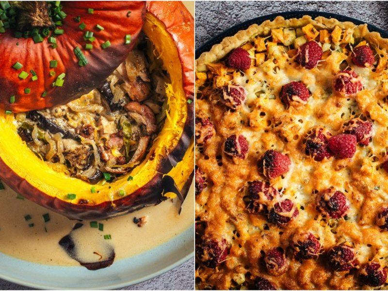 Rudenį virtuvėje karaliauja moliūgas: patiekalai nuo sočių su mėsa iki desertų