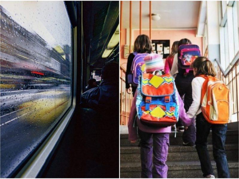 Ar transporto lengvata bus taikoma visiems moksleiviams?