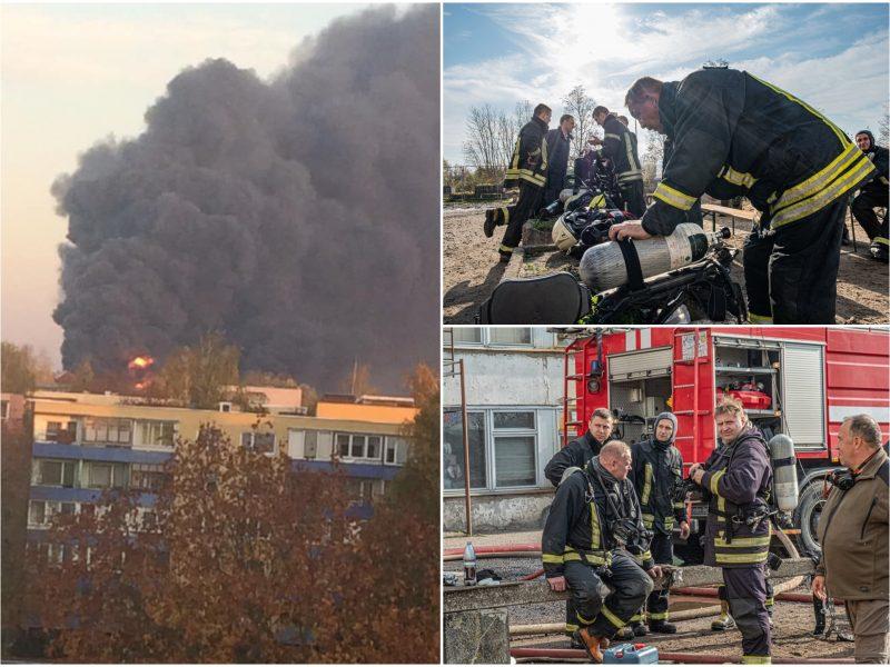 Alytaus savivaldybė surinko per 130 tūkst. eurų gaisrininkų premijoms