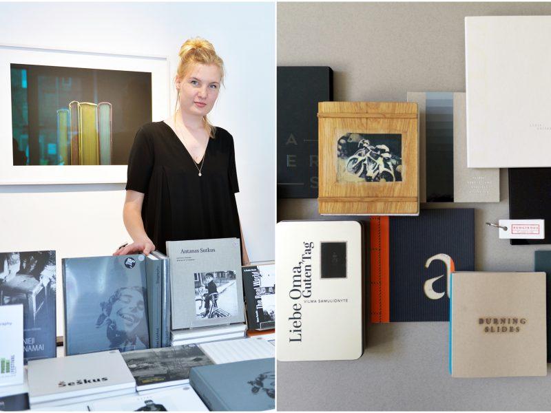 """""""Kaunas Art Book Fair"""": meno leidiniai stambiu planu"""