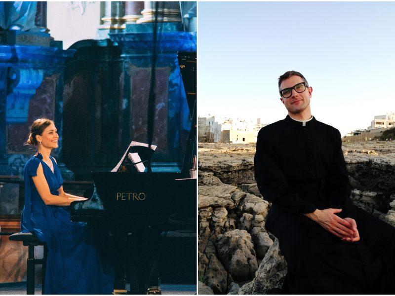 Šv. Kotrynos bažnyčioje – kultinio L. Einaudi muzika ir sielą gydančios eilės