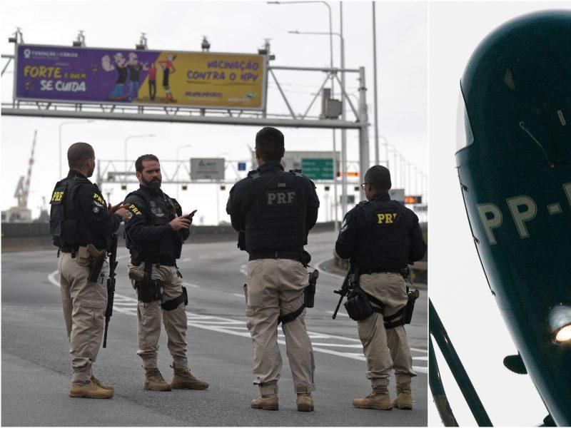 Brazilijoje policija nukovė ginkluotą užpuoliką, užgrobusį autobusą su keleiviais