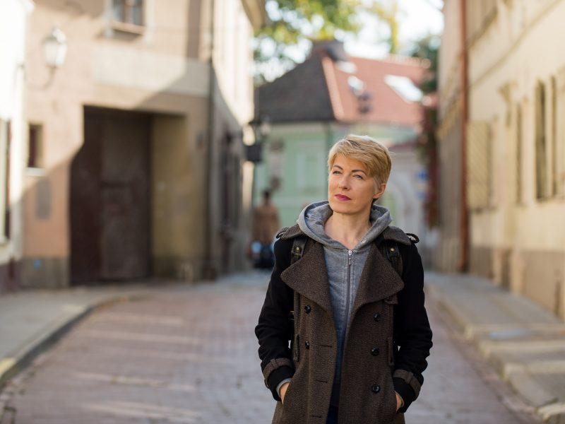 Rašytoja R. Šerelytė: labai svarbus – ir imlus skaitytojas