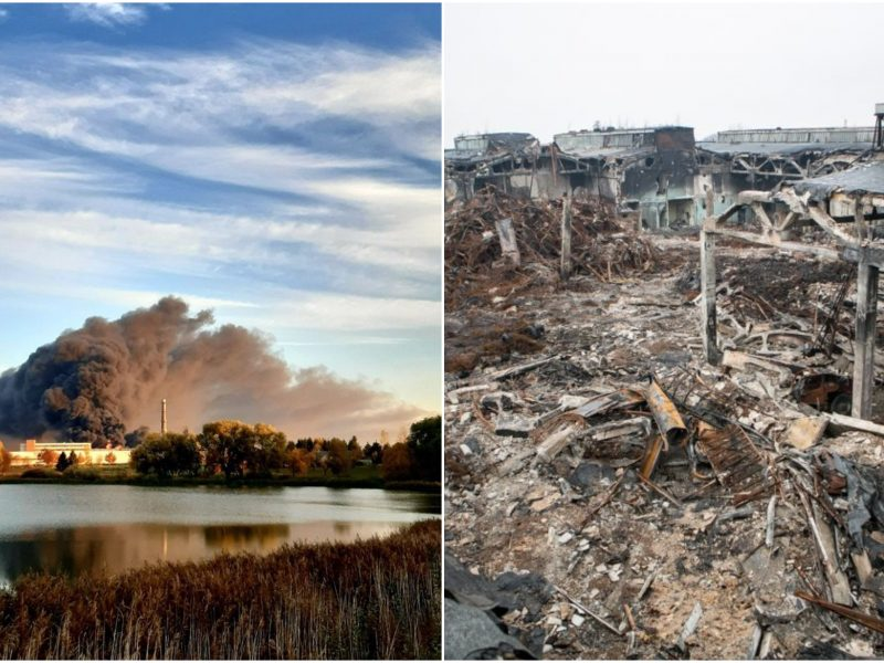 Teismui perduodama gaisro Alytuje byla: kodėl užsidegė gamykla – lieka neaišku