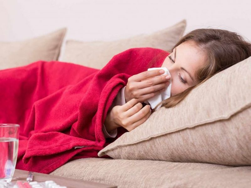 NVSC: sumažėjo sergančiųjų gripu ir peršalimo ligomis