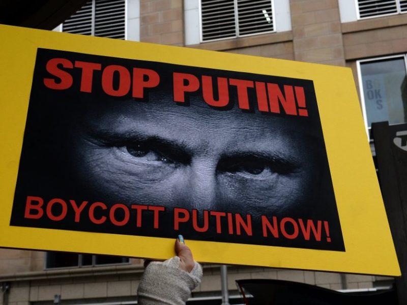 ES pratęsė sankcijas Rusijai iki 2020 metų