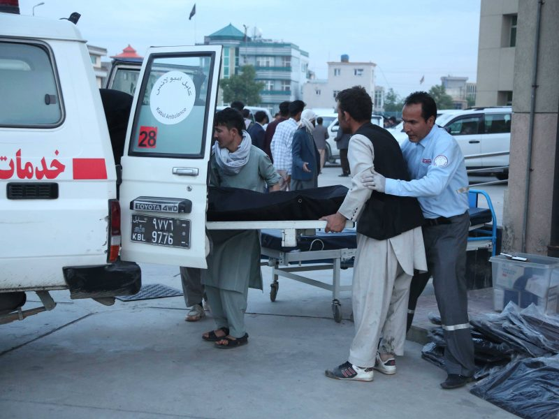 Afganistane autobusui užvažiavus ant minos žuvo mažiausiai 16 žmonių, dar 41 sužeistas
