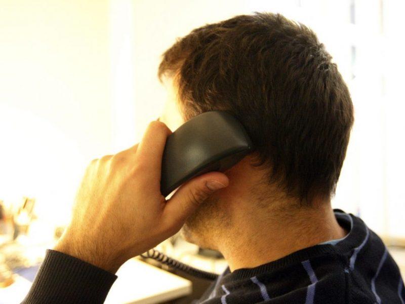 Pusdienį Valstybinė darbo inspekcija neteiks konsultacijų telefonu