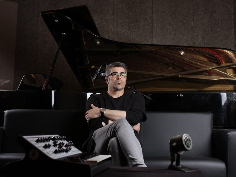 Kompozitorius A. Jasenka: kurdamas turi pakylėti žmogų