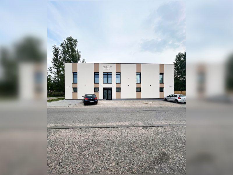Vilniaus savivaldybė teismui pateikė ieškinį dėl Pašilaičiuose neteisėtai veikiančių laidojimo namų