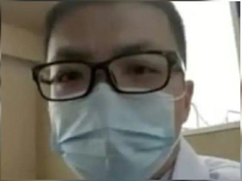 35 dienas be poilsio koronaviruso ligonius gydęs jaunas medikas mirė nuo insulto