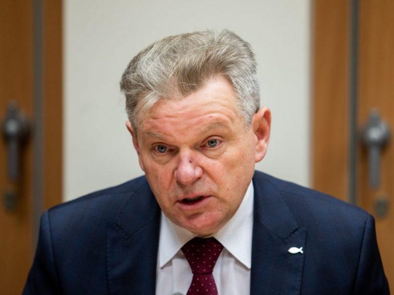 Prokuratūra nutraukė ikiteisminį tyrimą dėl galimos J. Narkevičiaus korupcijos
