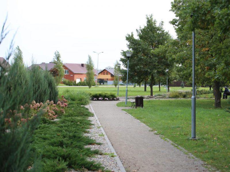 Aplinką gražinantys gyventojai sulauks Kauno rajono savivaldybės paramos