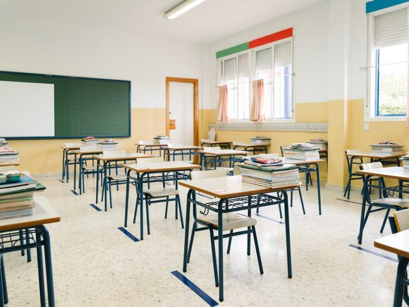 Premjerė: sprendimas dėl 5–11 klasių moksleivių grįžimo į mokyklas – kitą savaitę