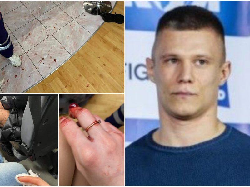 Po kruvino išpuolio iš areštinės paleistas garsus kovotojas pateikė savo versiją