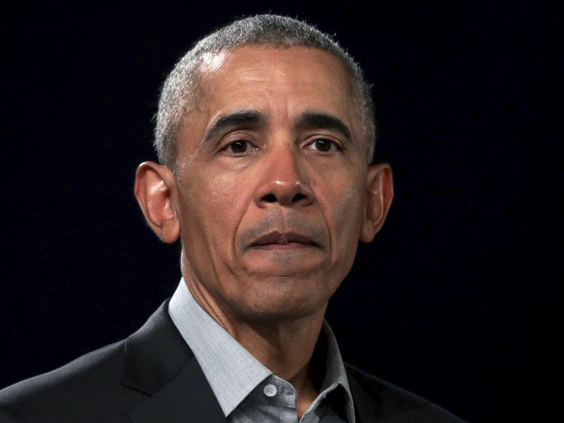"""Po dvejų masinių šaudynių JAV B. Obama smerkia """"baimės klimatą"""" palaikančius lyderius"""
