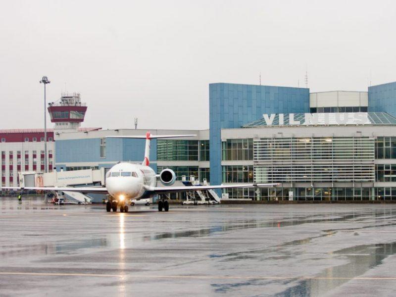 """Kinijos """"Nuctech"""" stebisi jos eliminavimu iš Lietuvos oro uostų, ministras nekomentuoja"""
